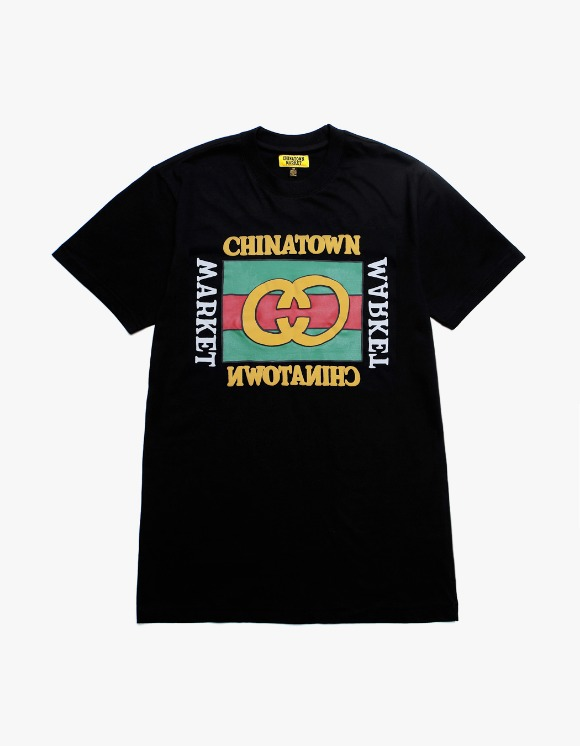 Chinatown Market Desinger T-shirts - Black | HEIGHTS. | International Store