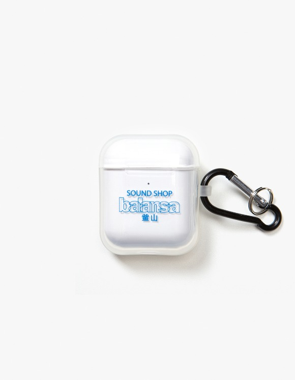 Balansa Balansa AirPods Case - Clear/Blue | HEIGHTS. | International Store