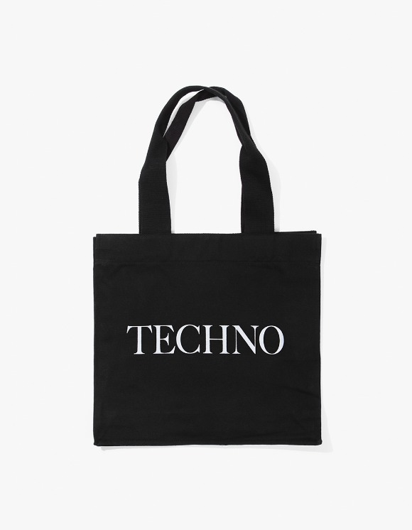IDEA Techno Bag - Black | HEIGHTS. | International Store