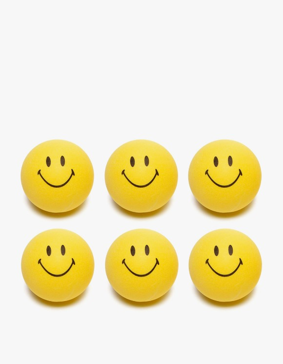 Chinatown Market Chinatown Market Ping Pong Balls Smiley - 6Pack | HEIGHTS. | International Store