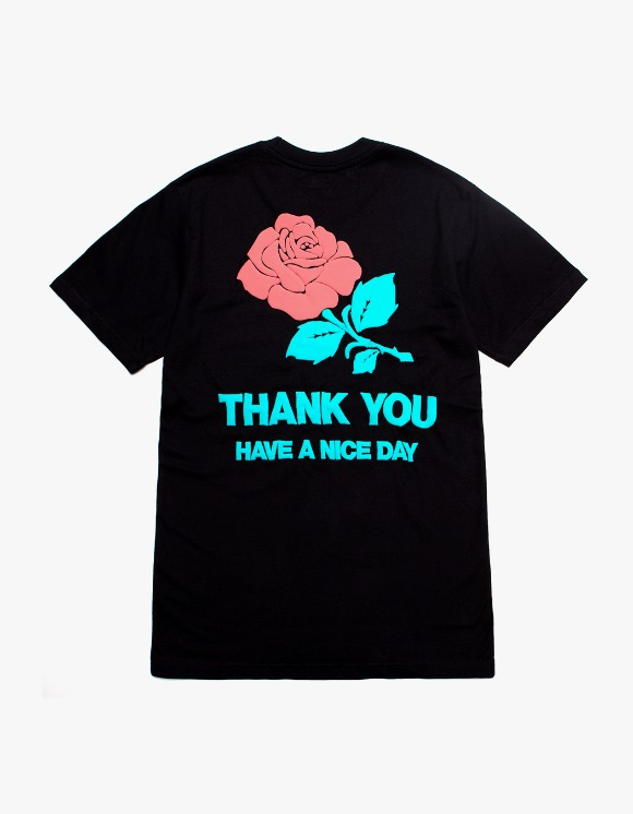 Chinatown Market Thank you T-shirts - Black | HEIGHTS. | International Store