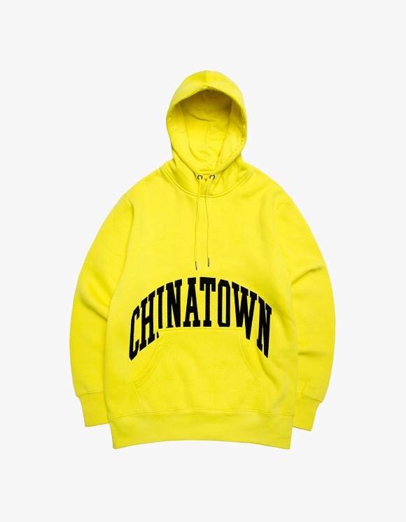 Chinatown Market ARC Hoodie - Yellow | HEIGHTS. | International Store
