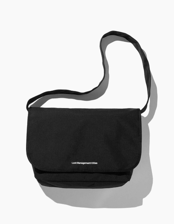 LMC SYSTEM LMC SYSTEM MESSENGER BAG black | HEIGHTS. | International Store