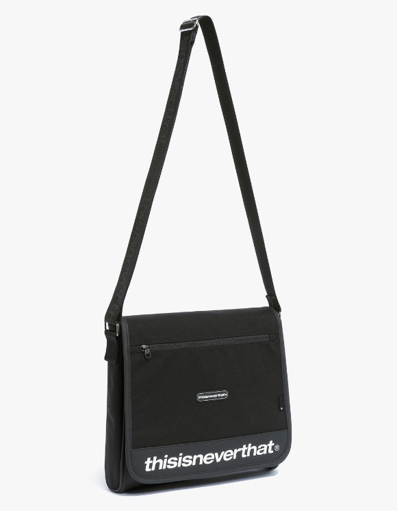 thisisneverthat CORDURA® 750D Nylon Messenger Bag - Black | HEIGHTS. | International Store