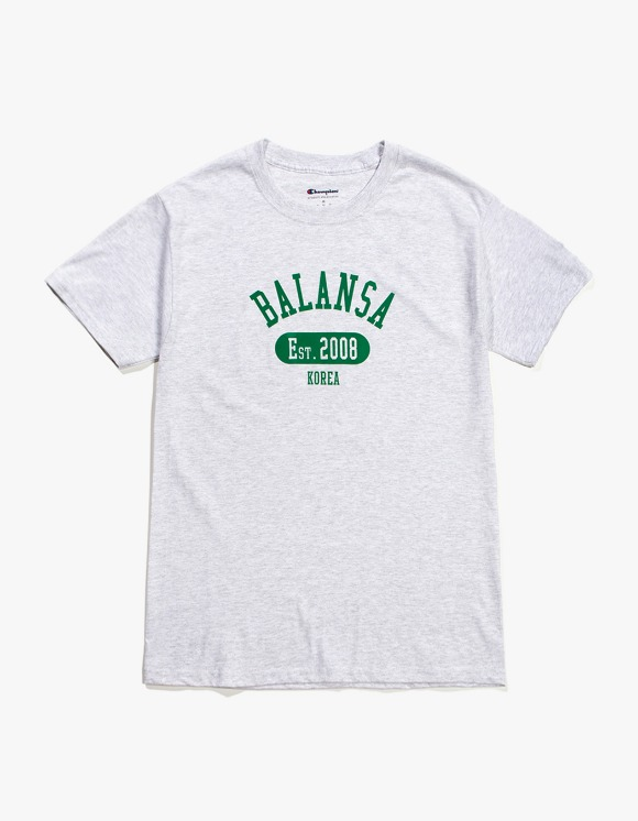 Balansa Balansa Since T-Shirt - Ash Heather | HEIGHTS. | International Store