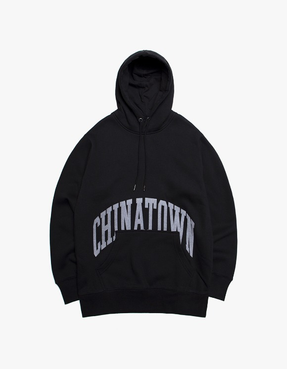 Chinatown Market ARC Hoodie - Black | HEIGHTS. | International Store