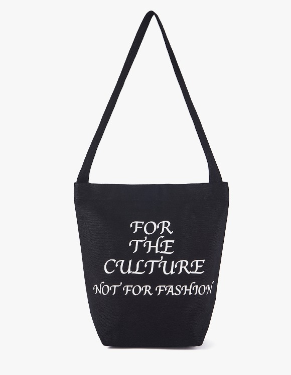 MISCHIEF Culture Eco Bag - Black/White | HEIGHTS. | International Store