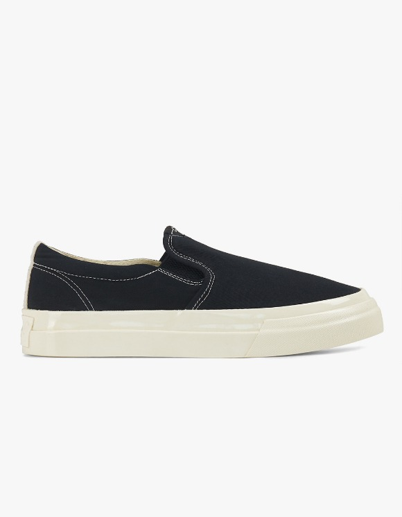 S.W.C W Lister Canvas - Black | HEIGHTS. | International Store