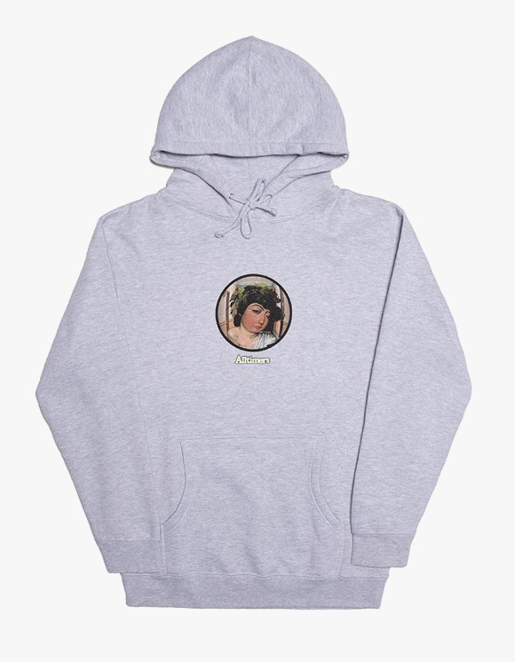 Alltimers 2 AM Wine God Hoody - Heather Grey | HEIGHTS. | International Store