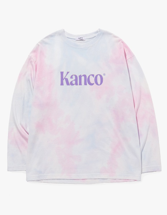 KANCO KANCO COTTON CANDY LONG SLEEVE TEE cotton candy | HEIGHTS. | International Store