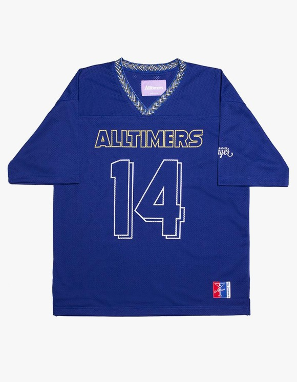 Alltimers Wild Shit Jersey - Royal | HEIGHTS. | International Store