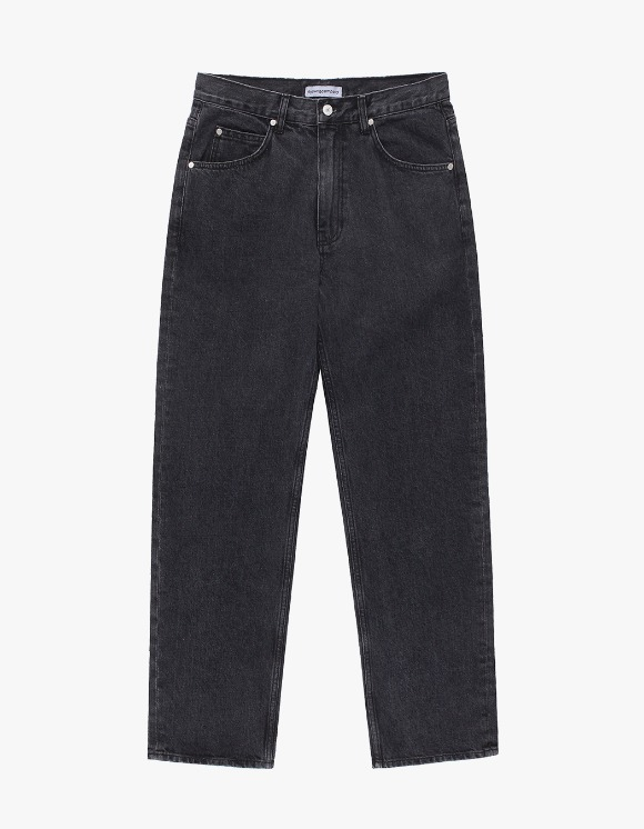 AYC Used Black Standard Jeans | HEIGHTS. | International Store