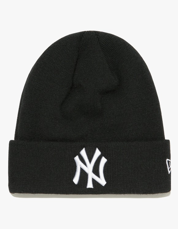 thisisneverthat Knit Cuff MLB X TNT Neyyan - Black | HEIGHTS. | International Store