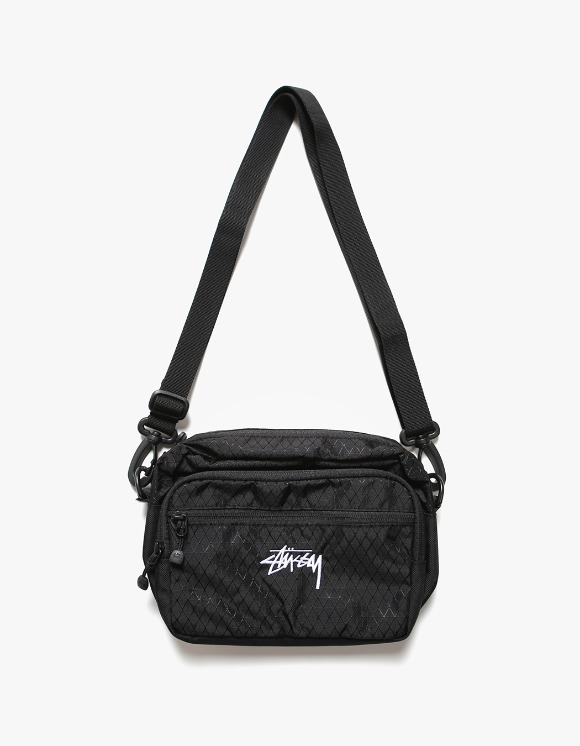 Stussy Diamond Ripstop Shoulder Bag | HEIGHTS. | International Store