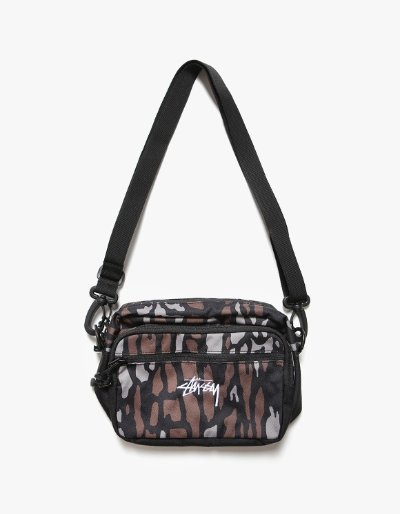 Stussy Tree Bark Shoulder Bag | HEIGHTS. | International Store