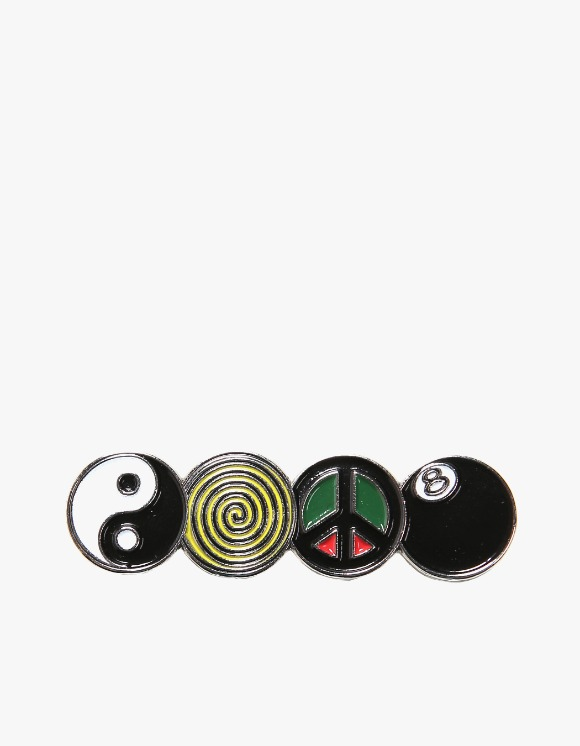 Stussy Harmony Pin | HEIGHTS. | International Store