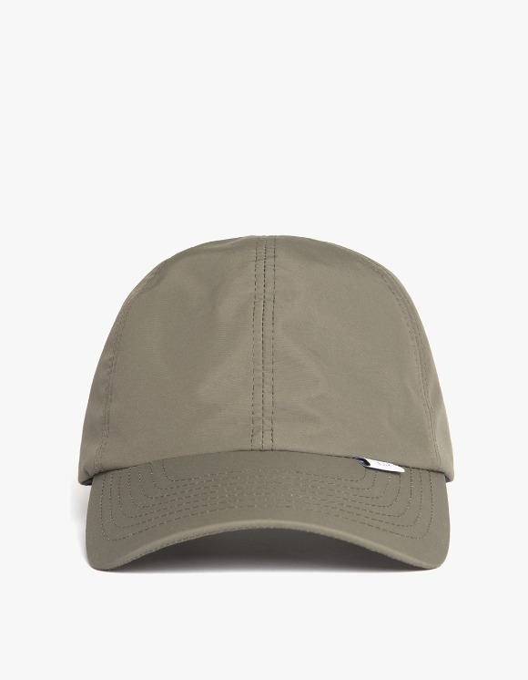 IZOLA NYC 3 Layer 6-Panel Cap - Olive | HEIGHTS. | International Store