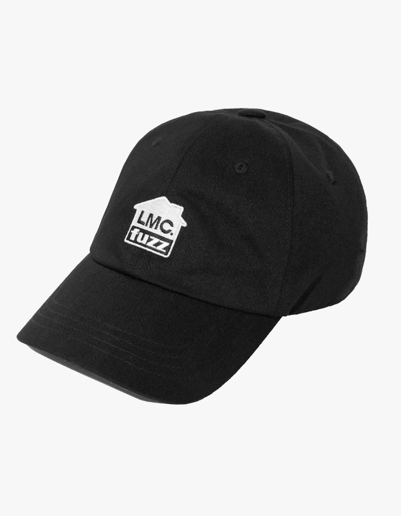 LMC LMC x FUZZ HOUSE 6 PANEL CAP black | HEIGHTS. | International Store