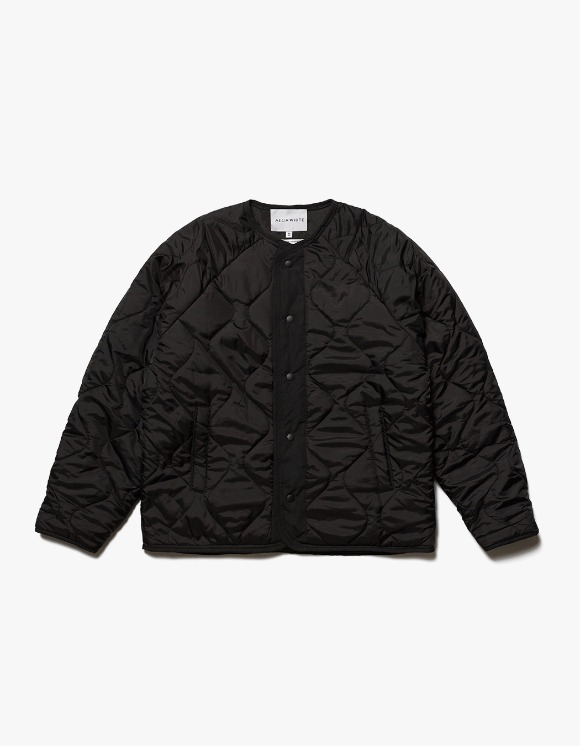 AECA WHITE Reversible Quilted Jacket - Black | HEIGHTS. | International Store