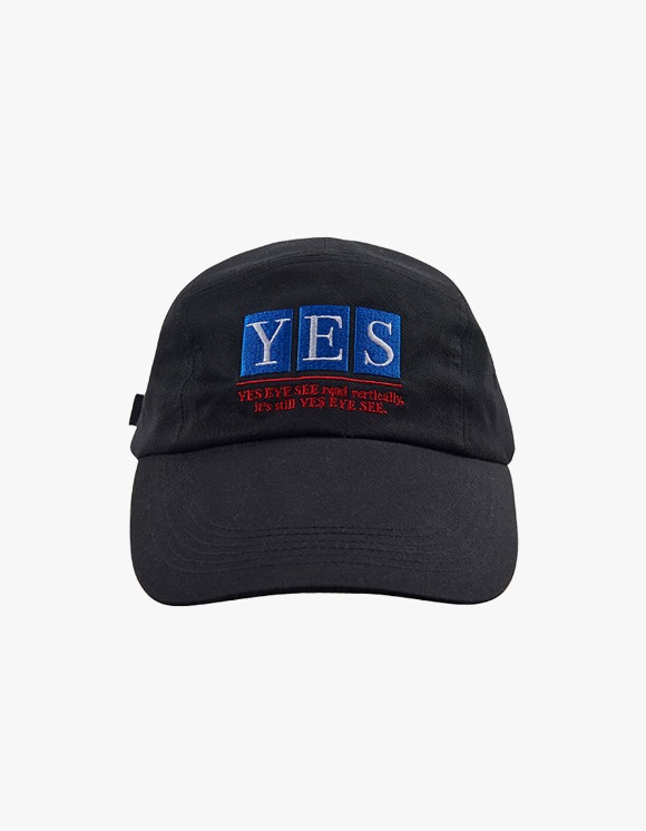 yeseyesee Camper Long Cap - Black | HEIGHTS. | International Store