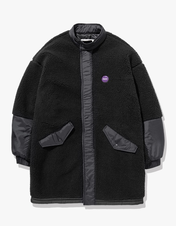 Fuzz FUZZ BOA M65 COAT light black | HEIGHTS. | International Store