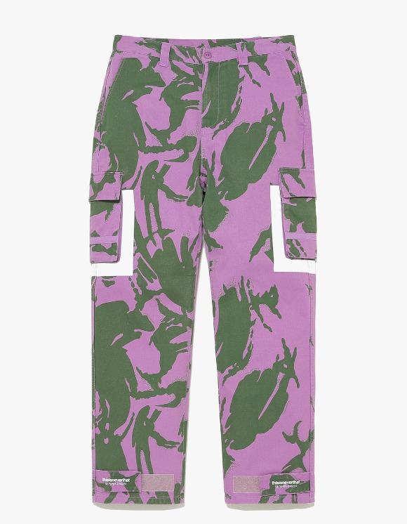 thisisneverthat Jungle Pant -Purple Camo | HEIGHTS. | International Store