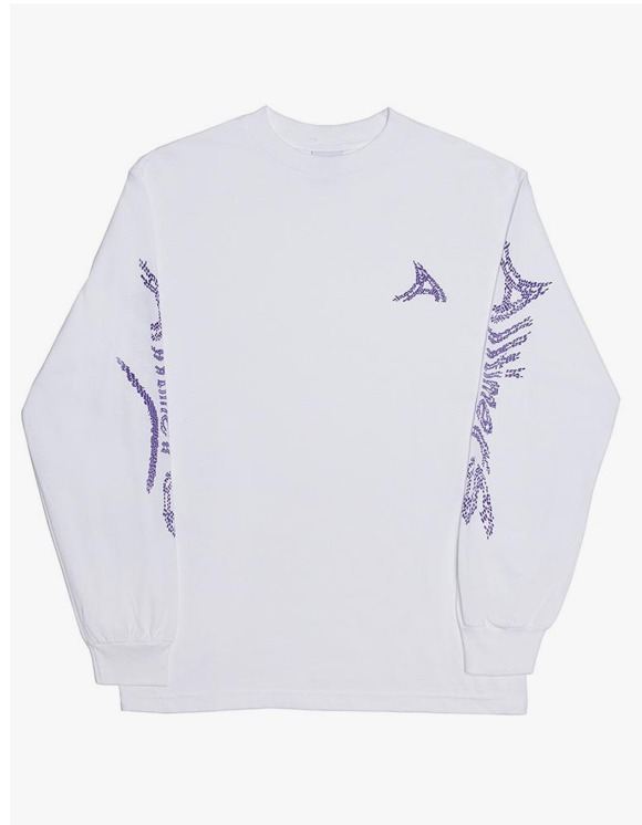 Alltimers Digi Tundra L/S Tee - White | HEIGHTS. | International Store
