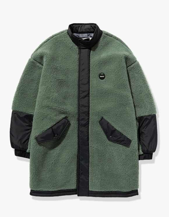Fuzz FUZZ BOA M65 COAT light olive | HEIGHTS. | International Store