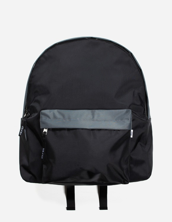 IZOLA NYC 2 Tone Daypack - Black/Grey | HEIGHTS. | International Store