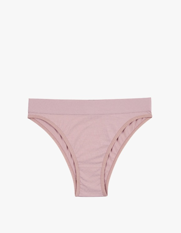 Dohyo Wide Banded High Waist - Pink | HEIGHTS. | International Store