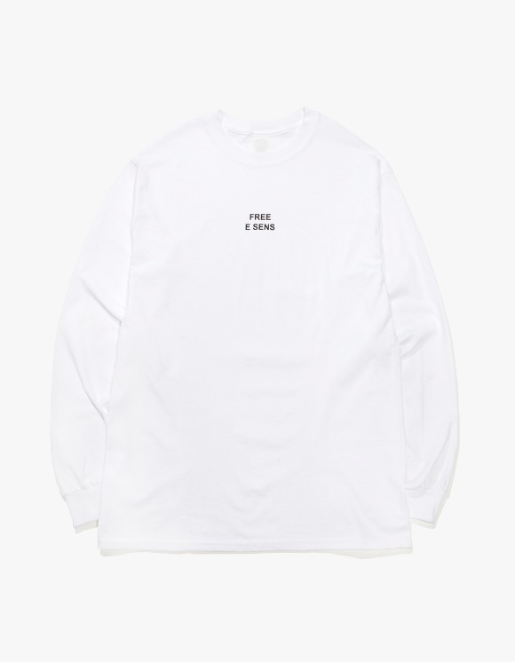 Beasts And Natives Alike Free E SENS Long Sleeve Tee | HEIGHTS. | International Store