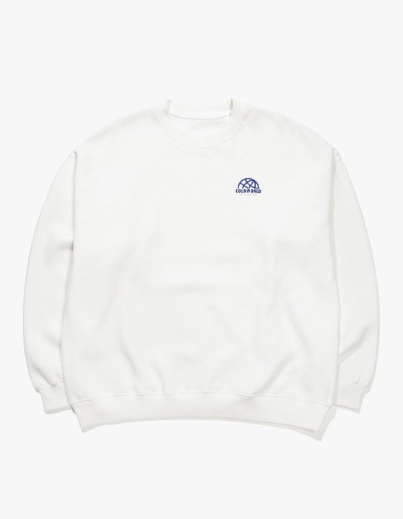 Beasts And Natives Alike Coldworld Crewneck | HEIGHTS. | International Store