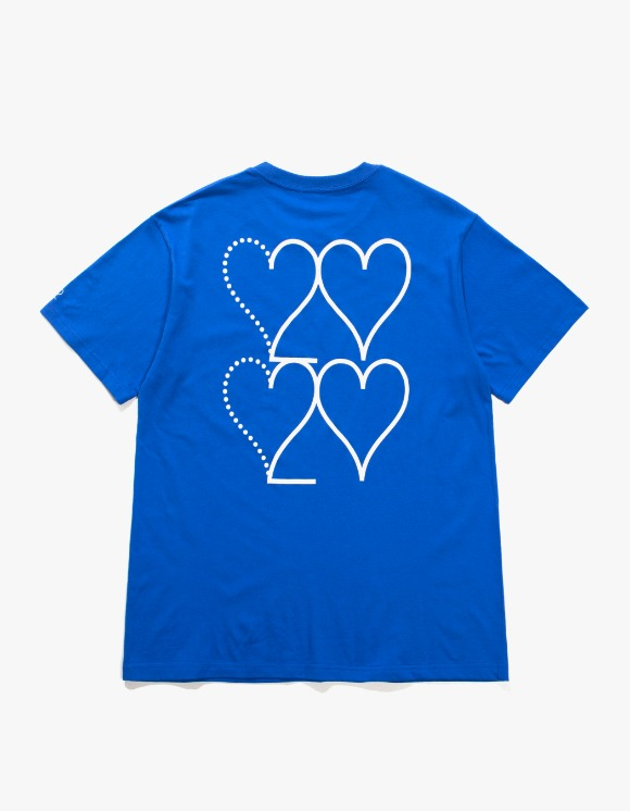 HEIGHTS. 2020 S/S Tee - Royal Blue | HEIGHTS. | International Store