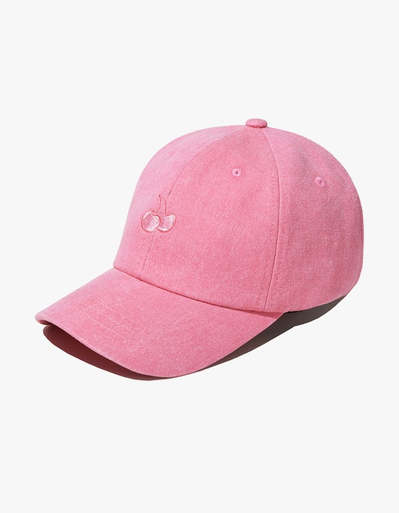 KIRSH Tone On Tone Cherry Cap JS - Pink | HEIGHTS. | International Store