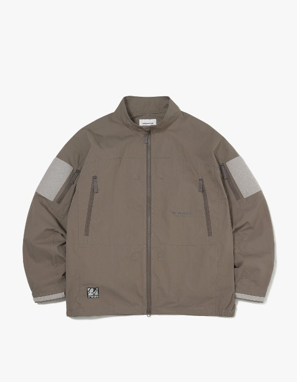thisisneverthat PCU Jacket - Olive | HEIGHTS. | International Store