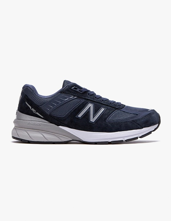 New Balance M990V5 - Navy | HEIGHTS. | International Store