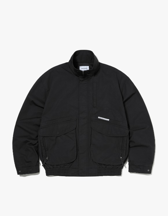 thisisneverthat Sportsman Jacket - Black | HEIGHTS. | International Store