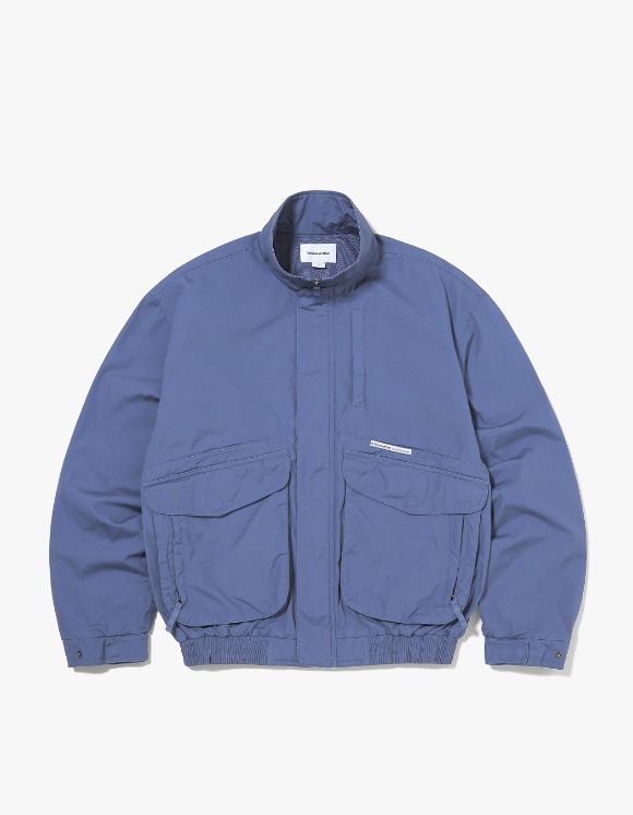 thisisneverthat Sportsman Jacket - Blue | HEIGHTS. | International Store