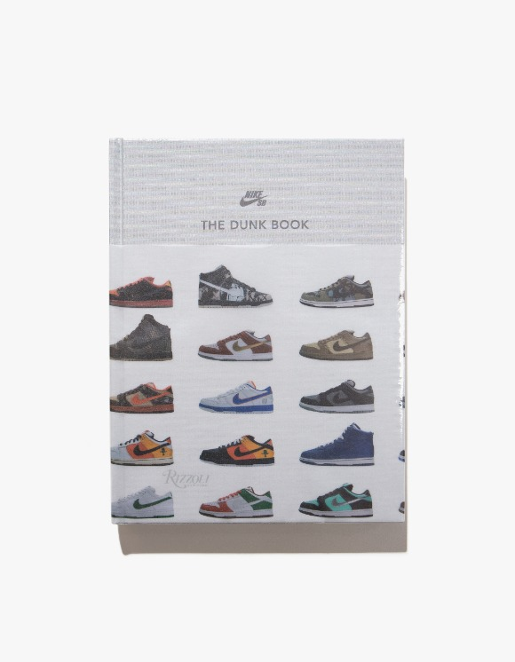 Rizzoli New York Nike SB : The Dunk Book | HEIGHTS. | International Store