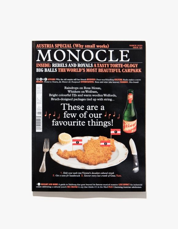 Monocle Monocle Magazine - Issue 131 | HEIGHTS. | International Store