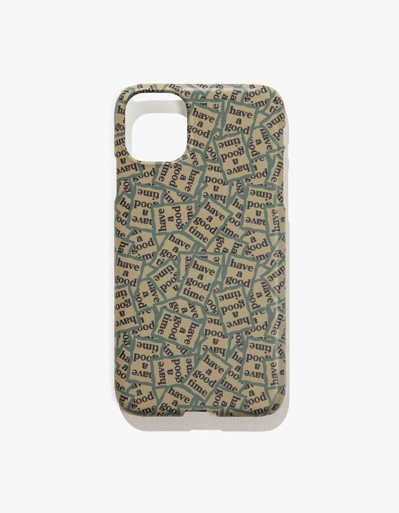 have a good time Military Frame Allover iPhone Case - 11 | HEIGHTS. | International Store