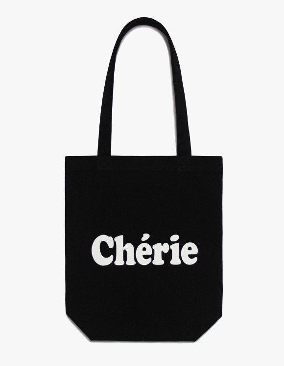 CLIF Cherie Canvas Bag - Black | HEIGHTS. | International Store