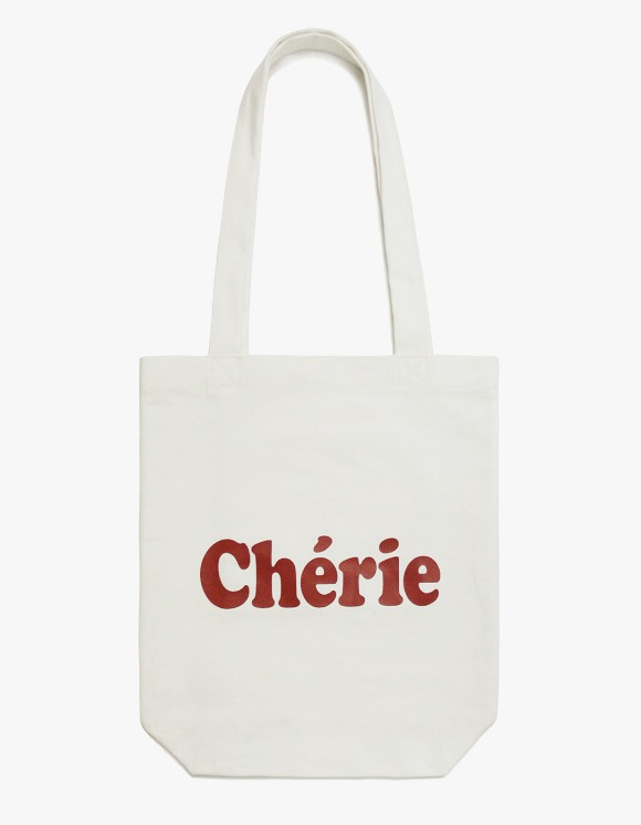 CLIF Cherie Canvas Bag - Ivory | HEIGHTS. | International Store