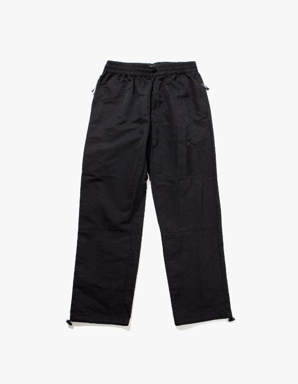 Stussy Nylon Bungee Pant - Black | HEIGHTS. | International Store