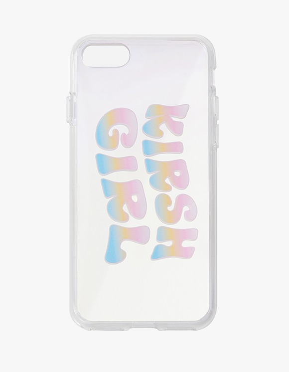 KIRSH Gradation KIRSH Girl Mirror iPhone Case JS - Clear | HEIGHTS. | International Store