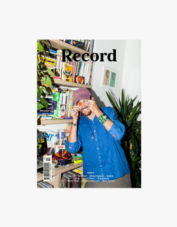 Record Magazine Record Culture Magazine - Issue 07 | HEIGHTS. | International Store