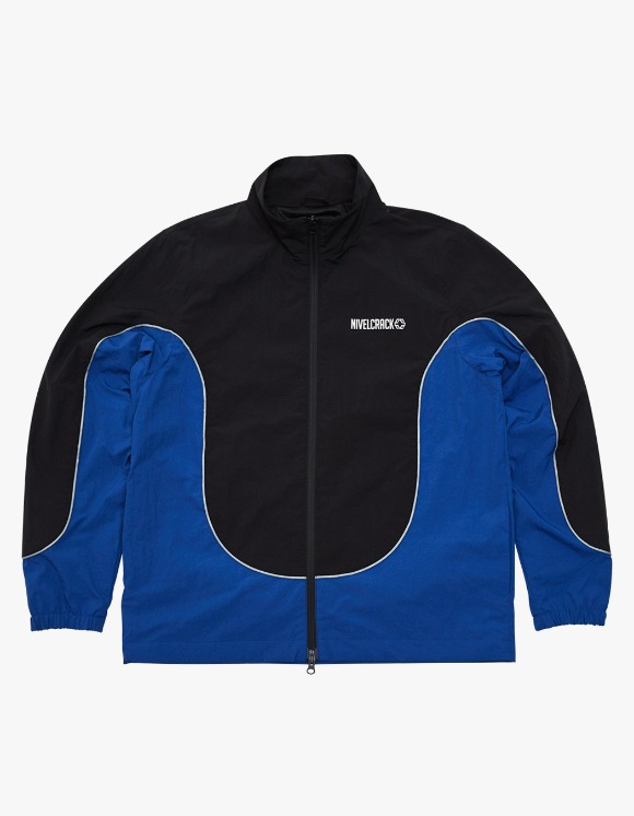 NIVELCRACK Fenomeno Track Jacket - Black | HEIGHTS. | International Store