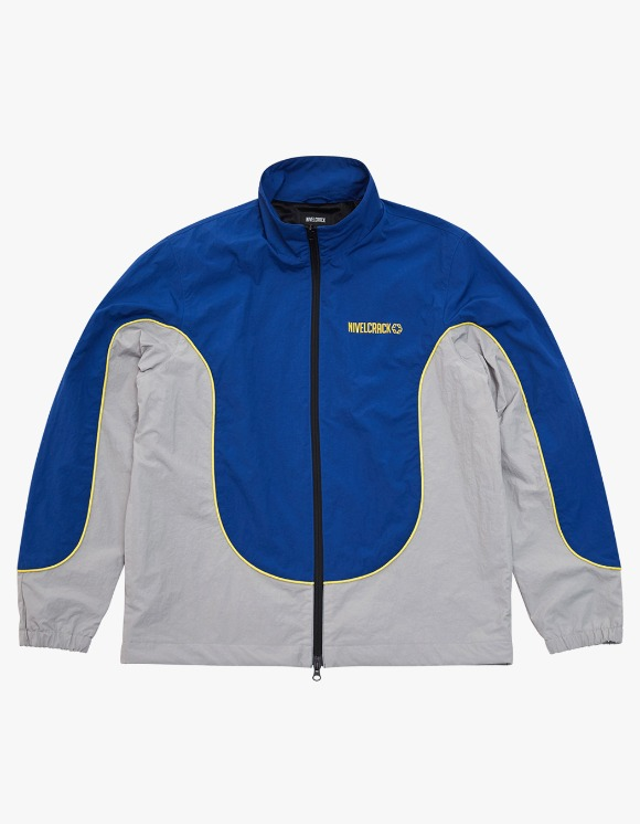 NIVELCRACK Fenomeno Track Jacket - Grey | HEIGHTS. | International Store
