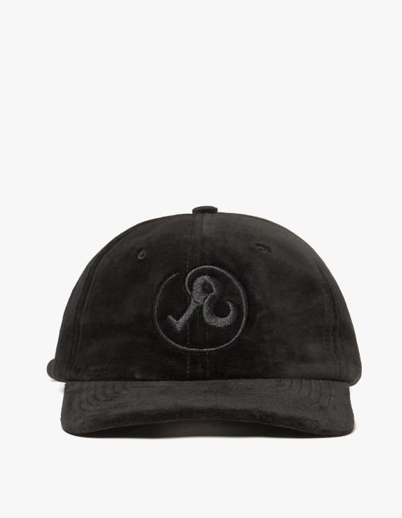 Richardson Velour Cap - Black | HEIGHTS. | International Store