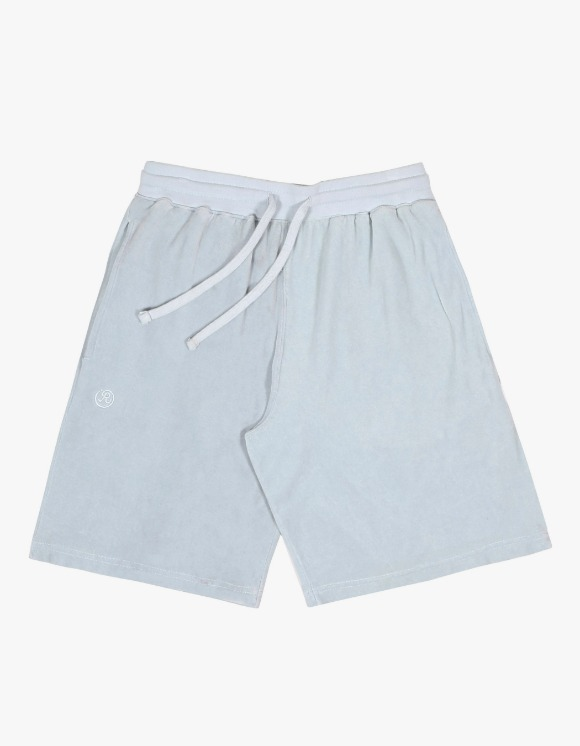 Richardson Velour Shorts - Blue | HEIGHTS. | International Store